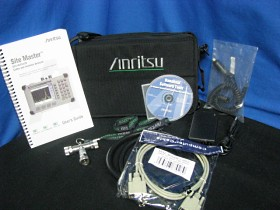 Anritsu S331D - Site Master Cable and Antenna Analyzer - Includes