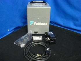 Fujikura FSM-40S Optical Fiber Fusion Splicer - Kit