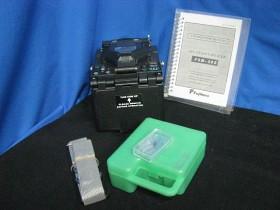 Fujikura FSM-50S Optical Fiber Fusion Splicer - Kit